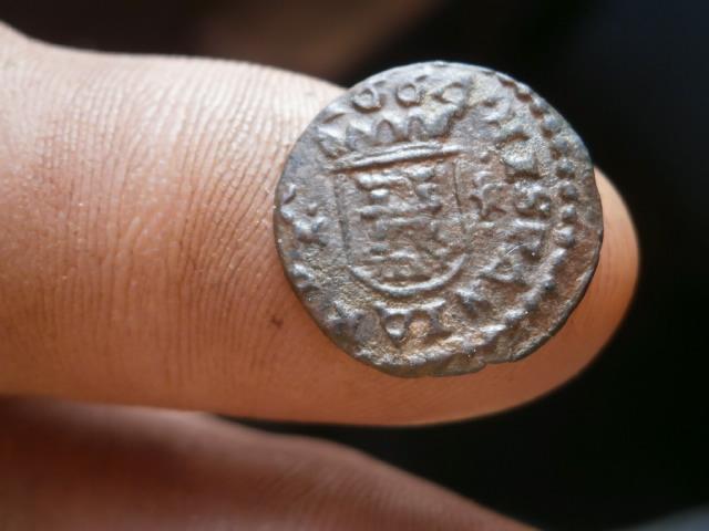 4 Maravedis de Felipe IV P1010083