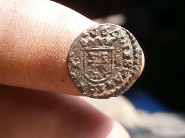 4 Maravedis de Felipe IV P1010084