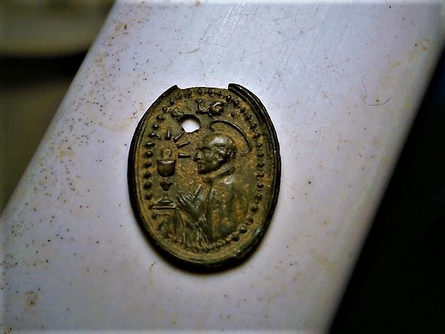 San Francisco Javier / San Ignacio de Loyola S.XVII P1010088