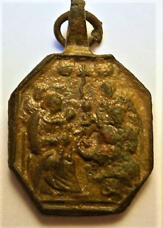 N. S. del Risco / Adoración de los Reyes Magos  S. XVIII P1010147
