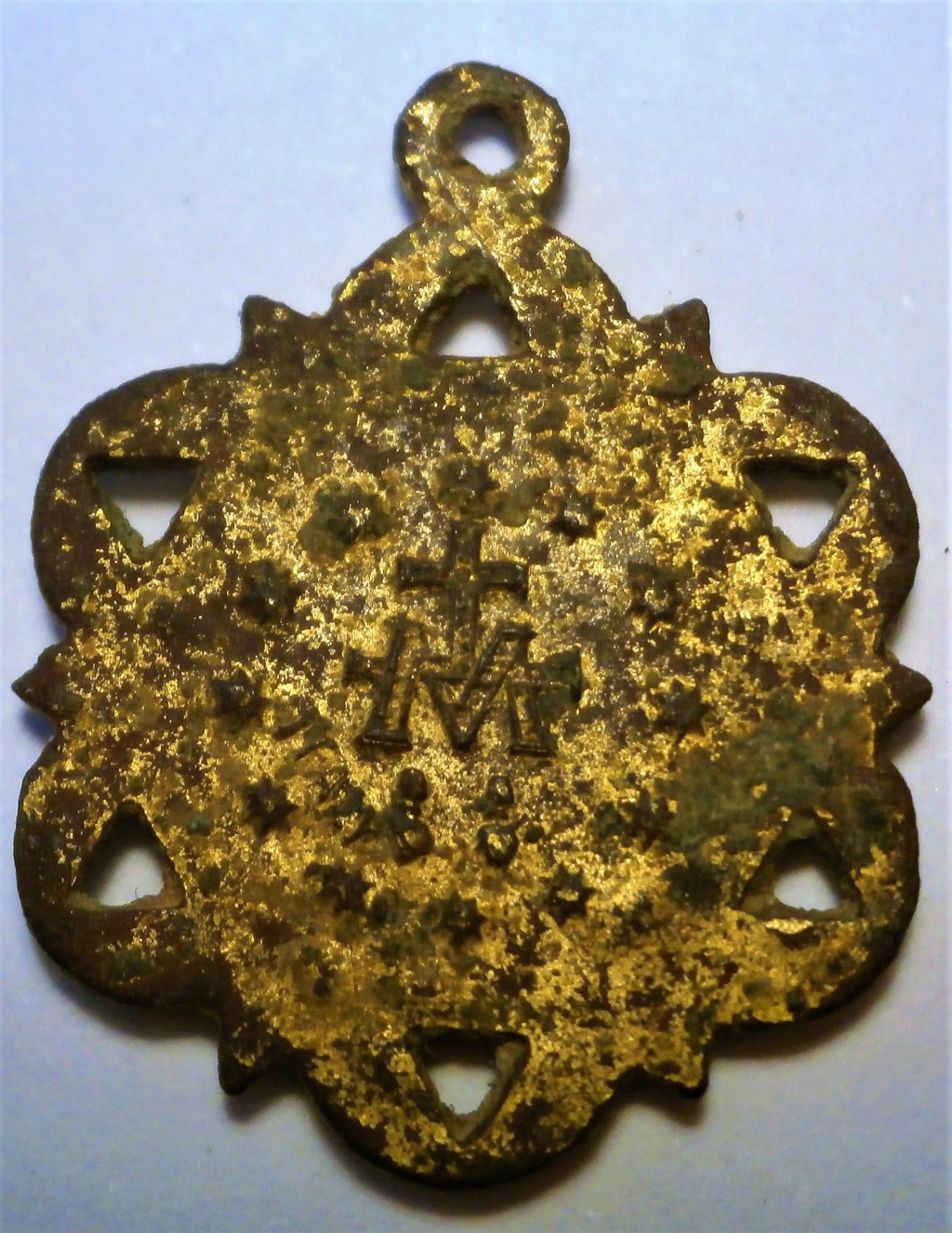 Virgen de la Medalla Milagrosa, S. XX P1010165