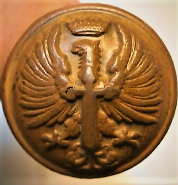 Botón Ejercito de Tierra (1943-1977) P1010232