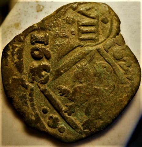 8 maravedís de Felipe IV (1625 Segovia) P1010318