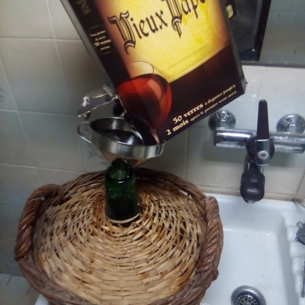 [Recette] Fabrication du vin de noix 75223811