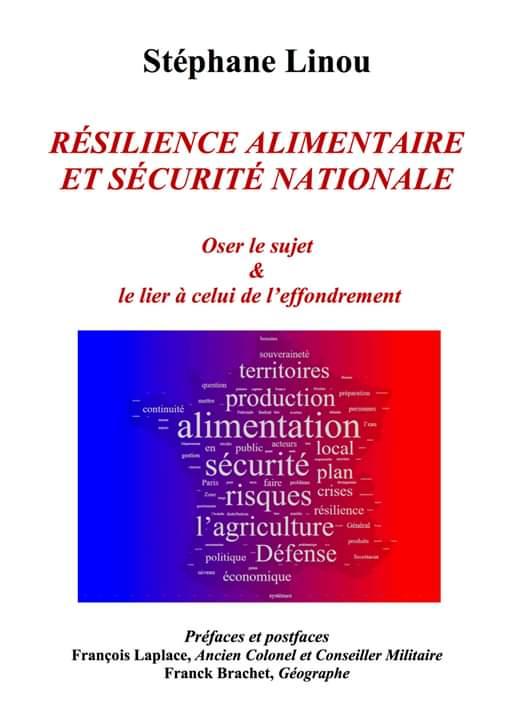[livre] Résilience alimentaire et sécurité nationale Couv10