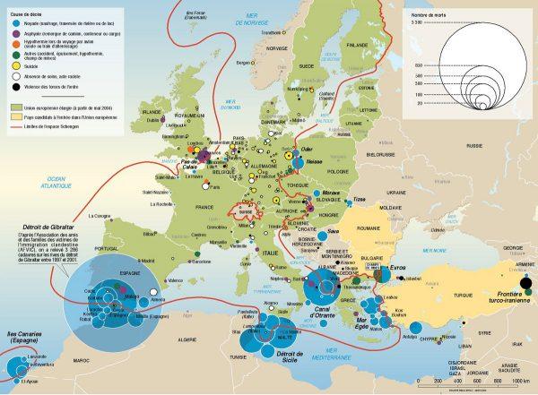 L'emballement des migrations à destination de l'Europe - Page 15 Image210