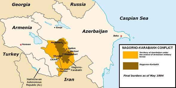 le Haut Karabakh, nouvelle poudrière?? Karaba10