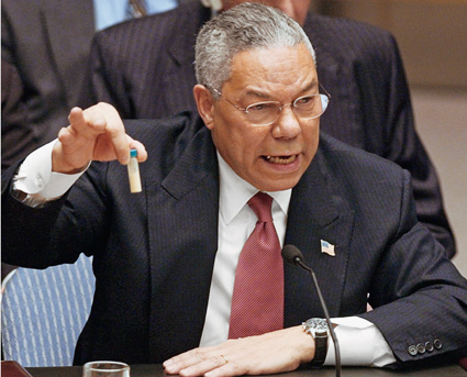 Tensions au détroit d'Ormuz Powell10