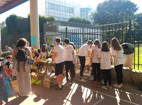 Mercadillo solidario CEIP de Prácticas de A Coruña a favor de Gatocan 21/06/2019 5_copi10