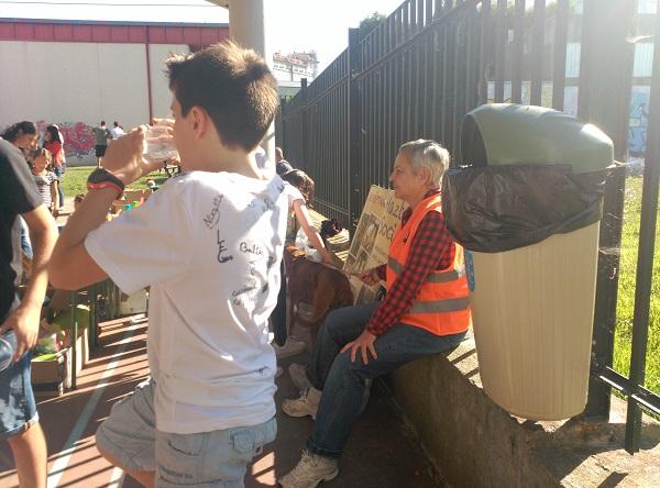 Mercadillo solidario CEIP de Prácticas de A Coruña a favor de Gatocan 21/06/2019 9_copi10