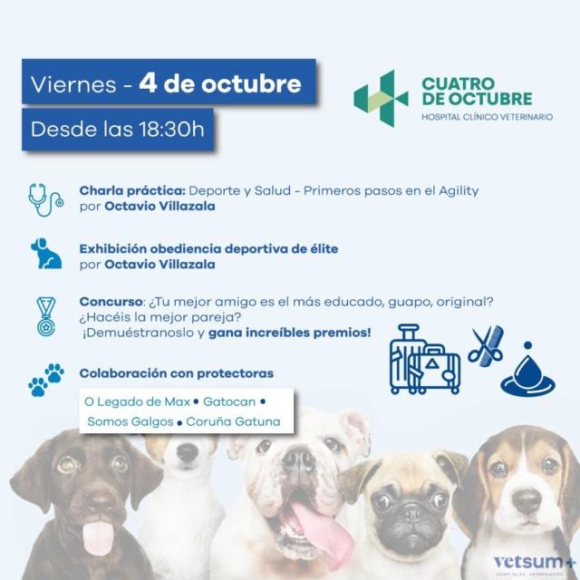 Día de la mascota en Hospital Veterinario 4 de Octubre Image210