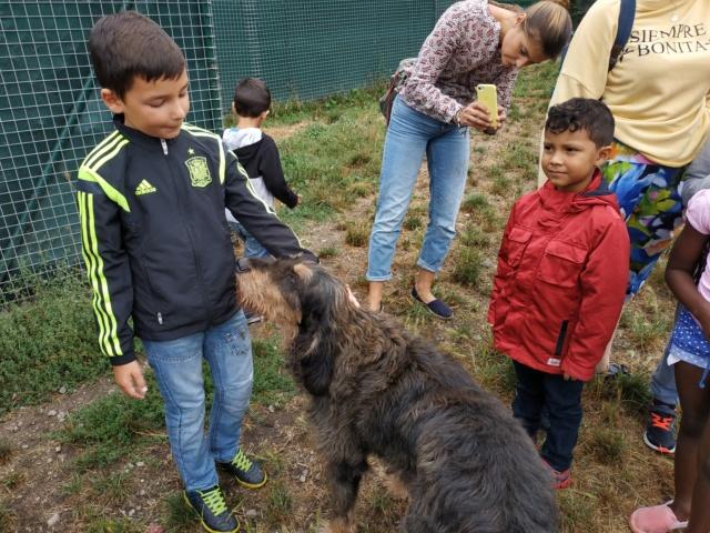 Visita Centro Social Sagrada Familia de A Coruña Img_2031