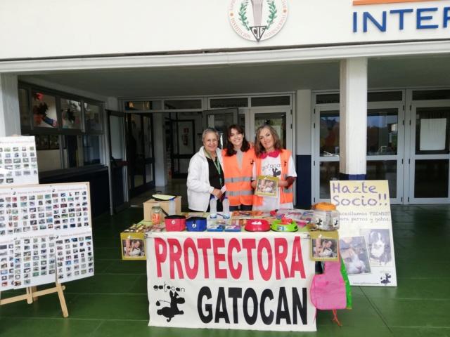 Día de la mascota en el colegio Eiris de A Coruña 20 de octubre Img_2041