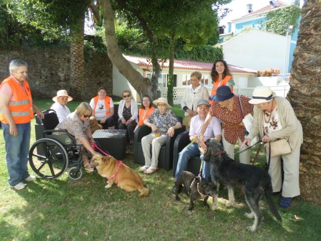Visita a la residencia de ancianos de Portazgo el 22/07/2019 Sam_3413
