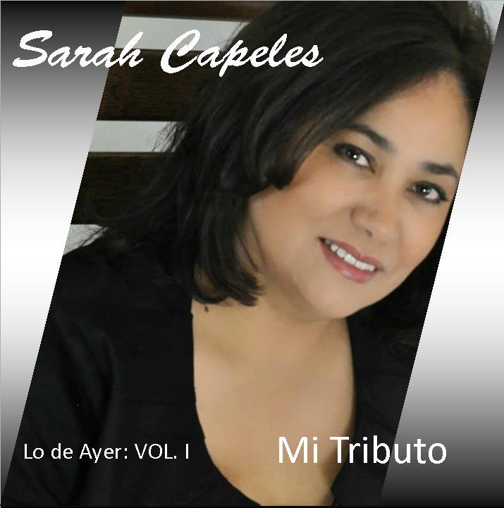 Sarah Capeles - Mi Tributo - Pistas Incluidas ¡ 045f1910