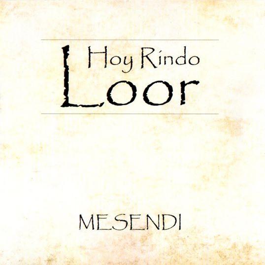 Conjunto Mesendi - Hoy Rindo Loor - Demos  25512110