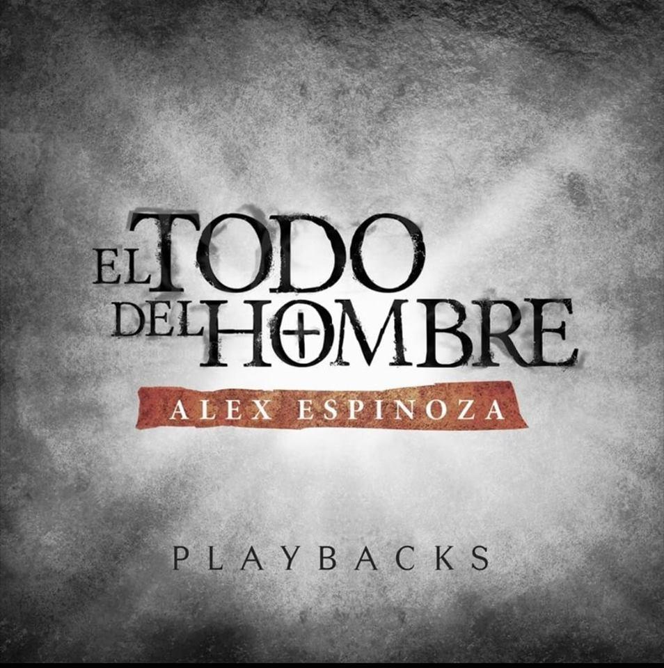 Alex Espinoza - El Todo Del Hombre - Pistas ¡ 49343510