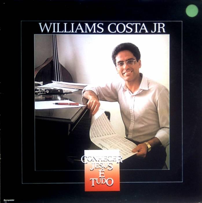 junior - Williams Costa Junior - Conhecer Jesus é Tudo - 1987 A10