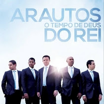Arautos do Rei – O Tempo de Deus  Cd-ara10