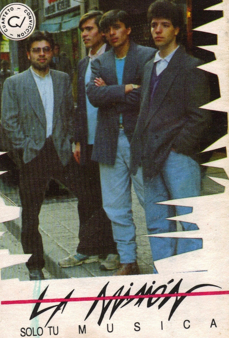Cuarteto Convicción ( Chillan Chile )  - Demos ¡ Folder10