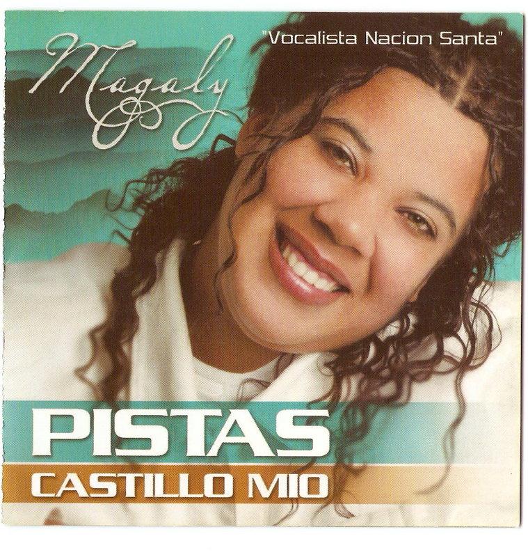 Magaly Rivera - Castillo Mio - Pistas Incluidas ¡ Fronta11