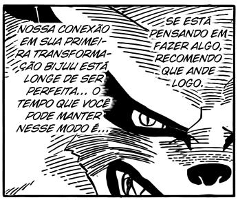 Naruto (Kurama + Modo Sennin) vs. Minato (Modo Kurama) 0611
