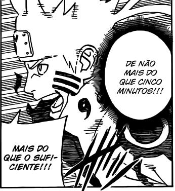 Naruto (Kurama + Modo Sennin) vs. Minato (Modo Kurama) 0714