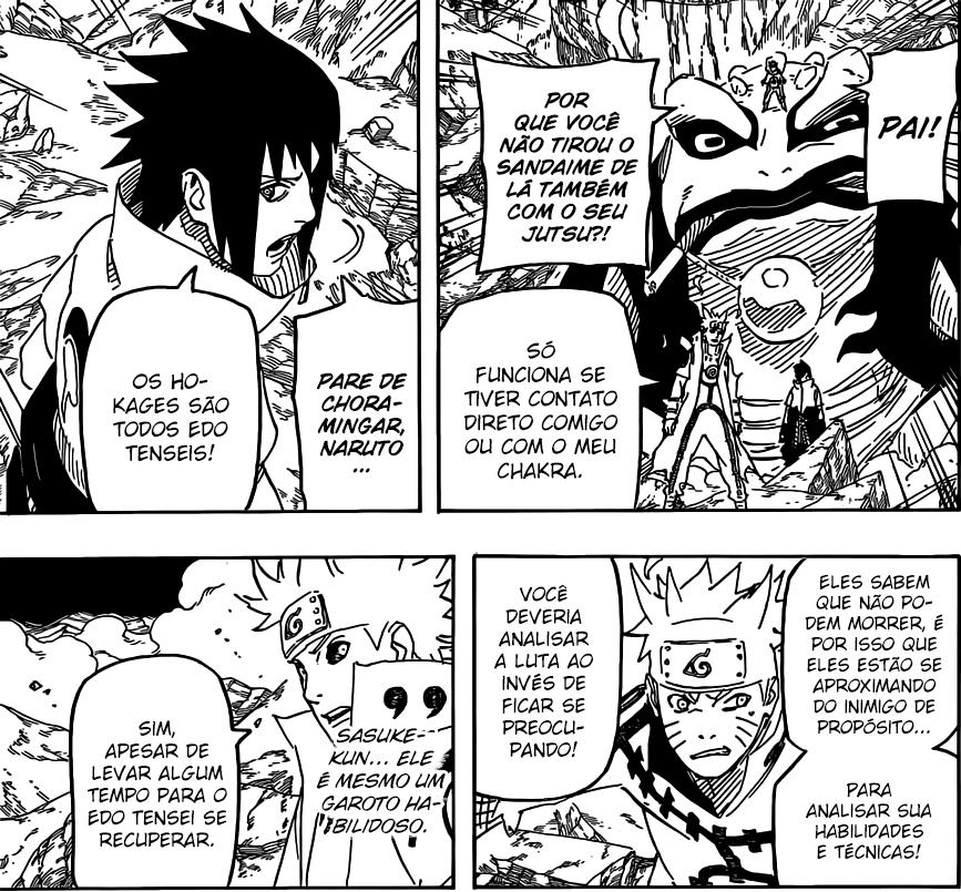 Quero só ver alguém provar como Tobirama é mais poderoso que o Minato - Página 5 0915