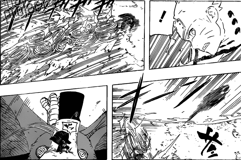 Itachi vs Killer Bee - Página 2 1611