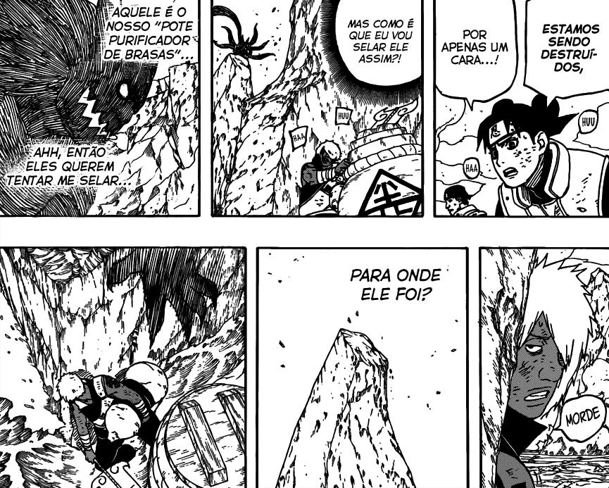 Kinkaku e Ginkaku(Hype) vs 5 Kages Image154