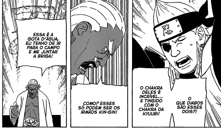 Tobirama foi morto por Kinkaku & Ginkaku [Tradução Oficial Panini] - Página 5 Image162