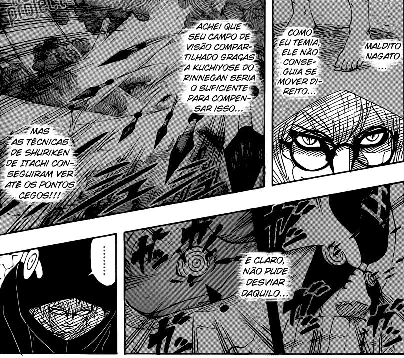 Jiraya vs Nagato Image182