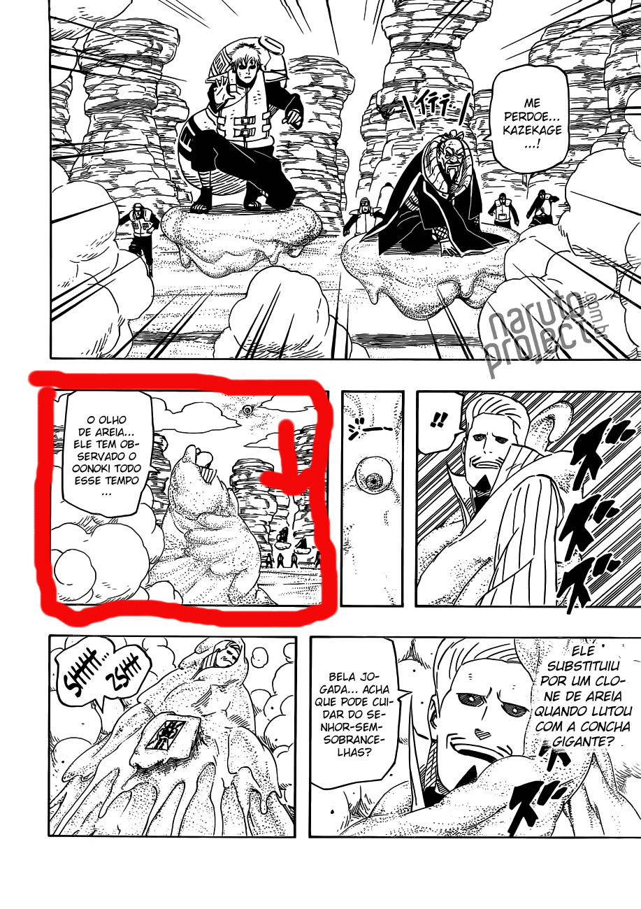 Tobirama e Guy vs Mu e Gengetsu  Image_24