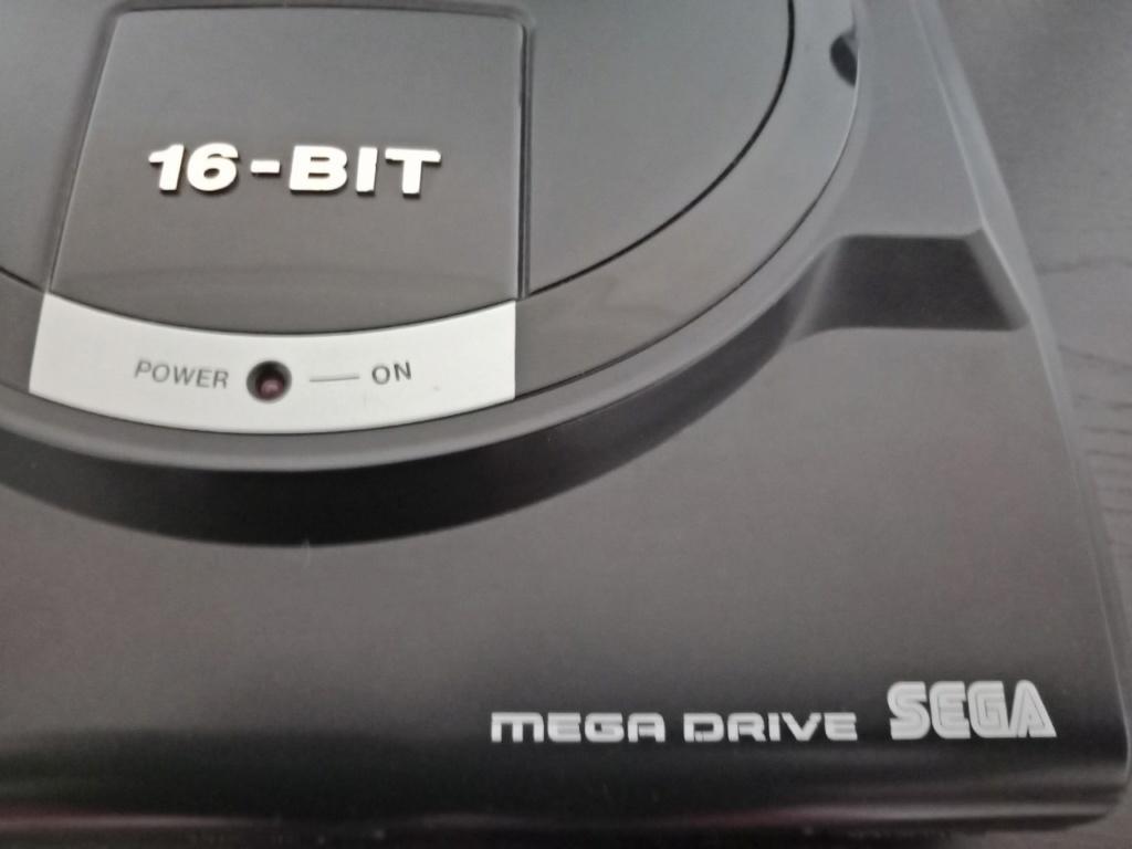 Estimation bundle megadrive 1  + 8 jeux Sega_710