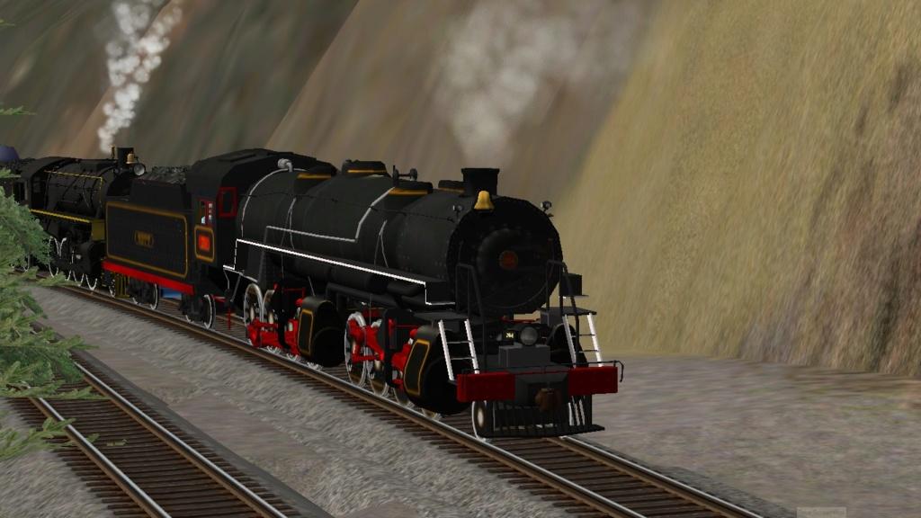 Mallet 204 Train Simulador Screen19