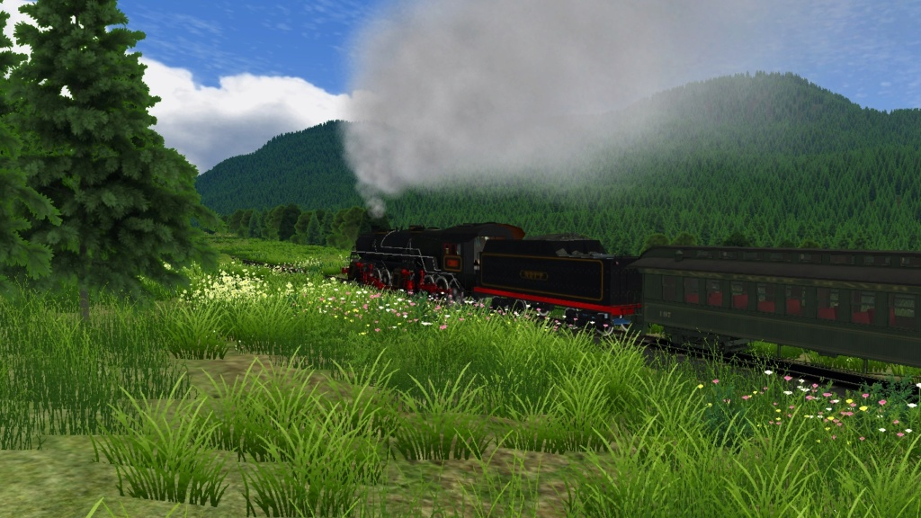 Locomotiva mallet em Lages Screen20