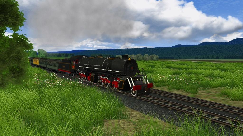 Locomotiva mallet em Lages Screen21