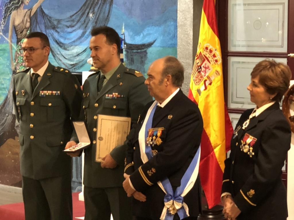 LA HERMANDAD DE GUARDIAS CIVILES AUXILIARES EN EL ALMUERZO DE CONFRATERNIDAD MARINERA DE FELAN EN GUADALAJARA 2018-112