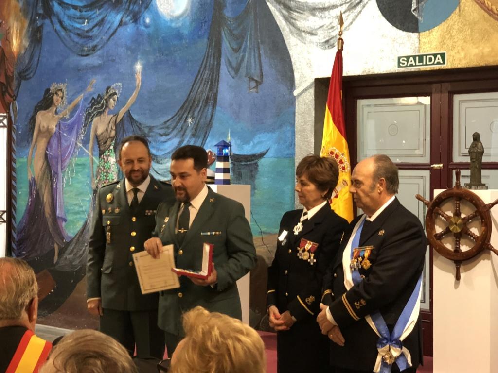 LA HERMANDAD DE GUARDIAS CIVILES AUXILIARES EN EL ALMUERZO DE CONFRATERNIDAD MARINERA DE FELAN EN GUADALAJARA 2018-114