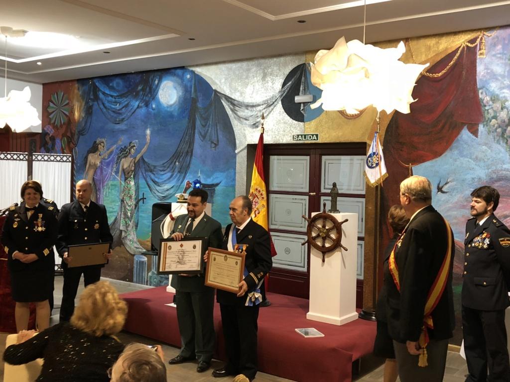 LA HERMANDAD DE GUARDIAS CIVILES AUXILIARES EN EL ALMUERZO DE CONFRATERNIDAD MARINERA DE FELAN EN GUADALAJARA 2018-116