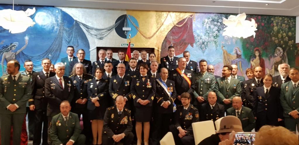 LA HERMANDAD DE GUARDIAS CIVILES AUXILIARES EN EL ALMUERZO DE CONFRATERNIDAD MARINERA DE FELAN EN GUADALAJARA Img-2021