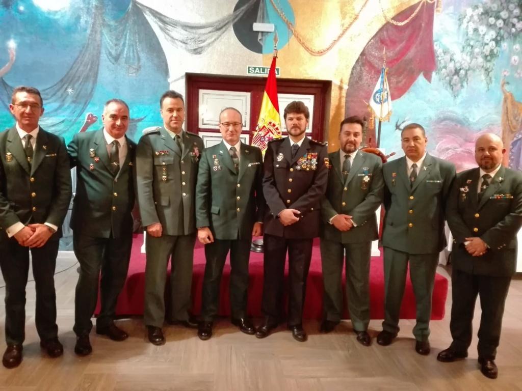 LA HERMANDAD DE GUARDIAS CIVILES AUXILIARES EN EL ALMUERZO DE CONFRATERNIDAD MARINERA DE FELAN EN GUADALAJARA Img-2025