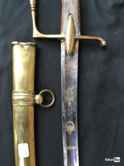 Votre Avis sur une Acquisition d'un sabre officier cavalerie légère 1er empire 00002_10