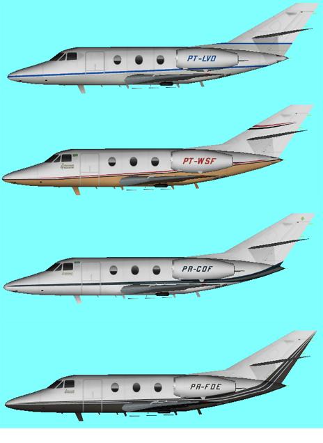 fsx e fs9 Tráfego Aéreo GA Brasil Untitl15