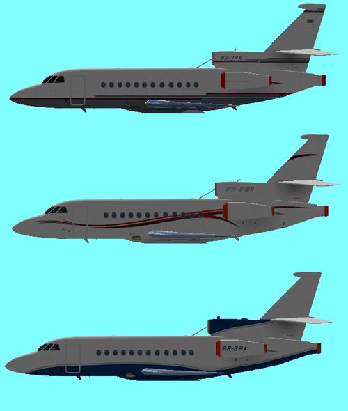 fsx e fs9 Tráfego Aéreo GA Brasil Untitl21