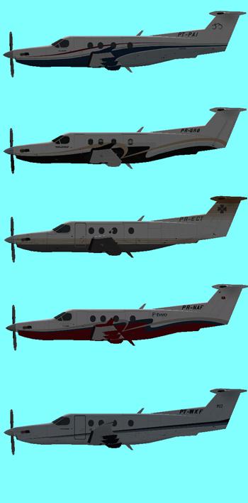 fsx e fs9 Tráfego Aéreo GA Brasil Untitl22