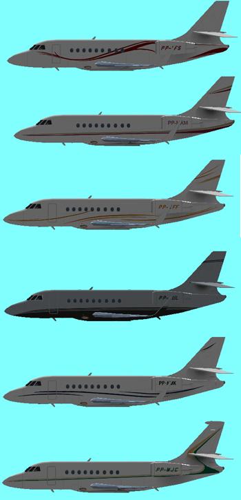 fsx e fs9 Tráfego Aéreo GA Brasil Untitl23