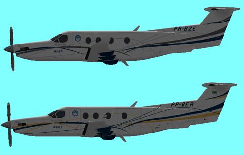 fsx e fs9 Tráfego Aéreo GA Brasil Untitl24