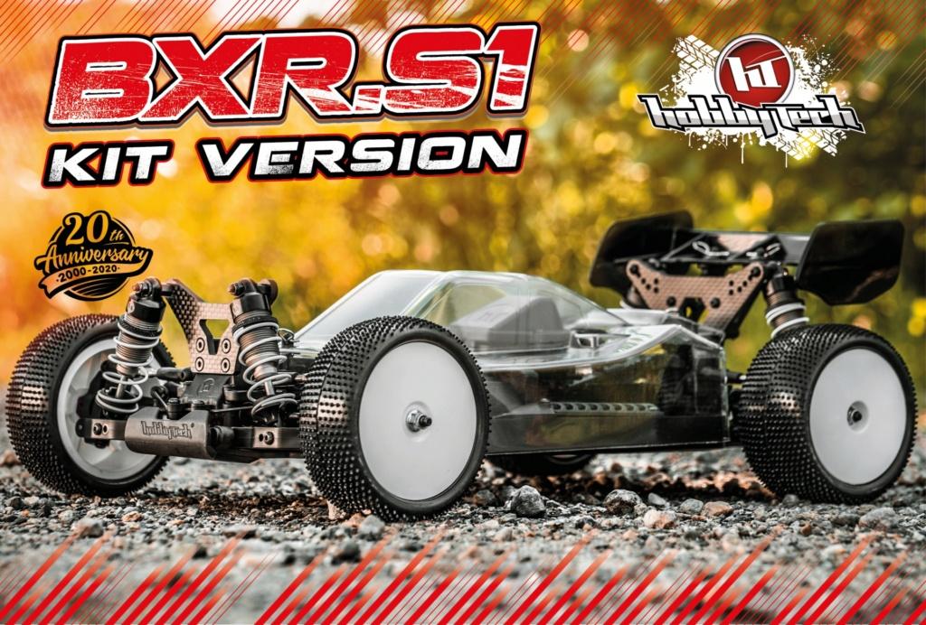 Hobbytech BXR - S1 8x8 mystère ! Bandea10