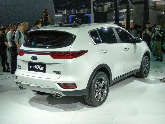 Kia Sportage 2020 (Base KX5)  Kia-kx10